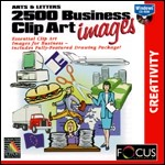 2500 Business Clip Art Images PC CDROM software